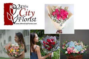24HrsCityFlorist Singapore