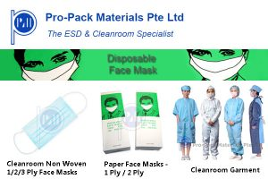 3 Ply Face Mask Manufacturer Singapore