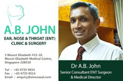 A B John ENT Clinic and Surgery