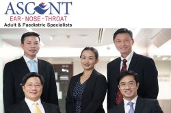 ASCENT Ear Nose Throat Specialist Group Pte. Ltd