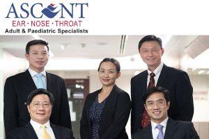 ASCENT Ear Nose Throat Specialist Group Pte. Ltd
