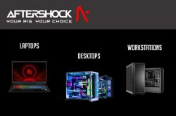 Aftershock PC - Singapore Custom PC and Gaming Notebooks