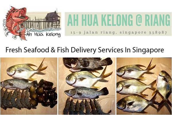 Ah Hua Kelong Fish Delivery
