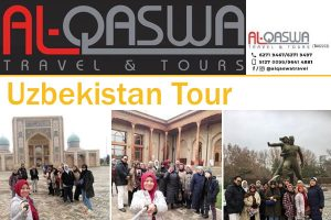 Al-Qaswa Travel - Uzbekistan Tour Package from Singapore