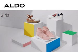 Aldo Baby Girl Shoes