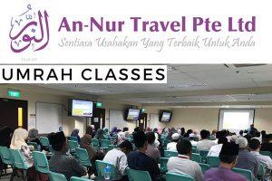 An Nur Travel PteLtd Umrah Class