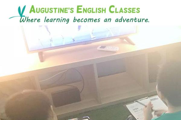 Augustine's English Classes