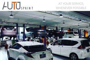 AutoSprint Pte Ltd Singapore