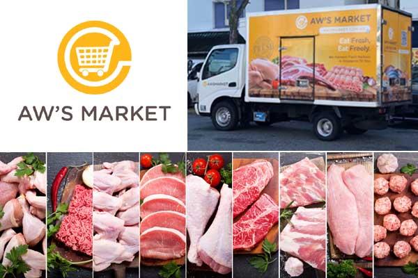 Aw's Market Singapore