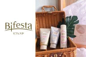 Bifesta Facial Wash
