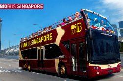 Big Bus Tours Singapore