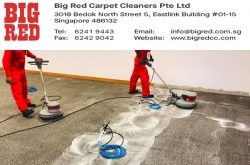Big Red Carpet Cleaners Pte Ltd