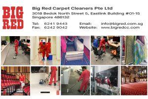Big Red Singapore