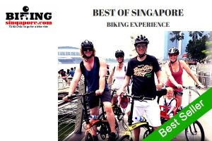 Biking Singapore - Best of Singapore