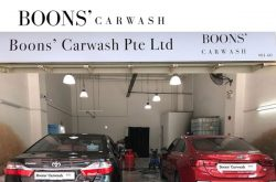 Boons CarWash Singapore