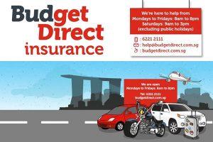 Budget Direct Insurance Singapore