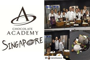 CHOCOLATE ACADEMY center Singapore