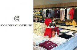 COLONY CLOTHING Singapore