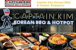 Captain Kim Korean BBQ Tampines