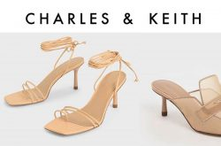 Charles and Keith Mules Heels