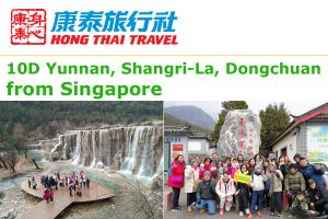 China Tour from Singapore