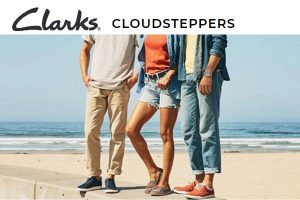 Cloudsteppers Shoes by Clarks