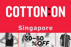 Cotton On Singapore
