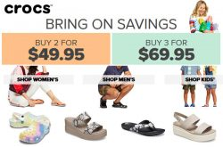 Crocs Shoes Singapore