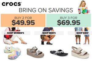 Crocs Shoes Singapore