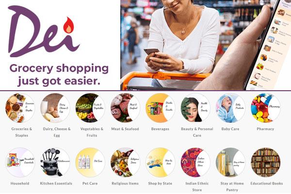 Dei Singapore Grocery