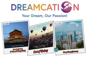 Dreamcation Cruises and Tours