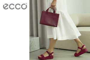 ECCO Red Handbags and Shoes