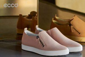 ECCO Shoes Side-zip Sneaker