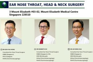Ear Nose Throat, Head and Neck Surgery Clinic