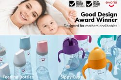 Evorie Singapore Bottle Sippy Cup
