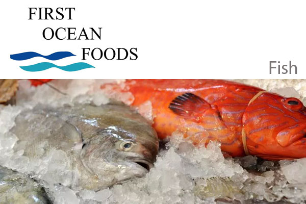 Fish wholesaler in Singapore