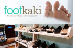 Foot Kaki Pte Ltd