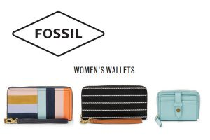 Fossil Ladies Wallet Singapore