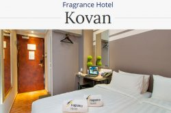 Fragrance Hotel Kovan Singapore
