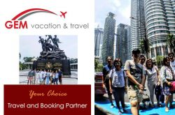 GEM Vacation and Travel Pte Ltd
