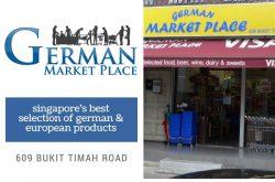German Market Place Singapore