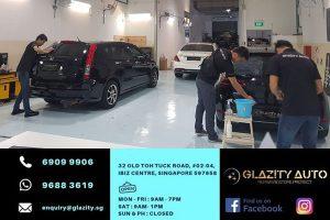Glazity Auto