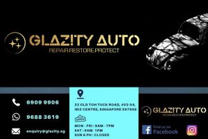 Glazity Auto Pte Ltd