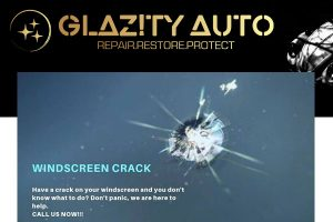 Glazity Auto Singapore WIndscreen Repair