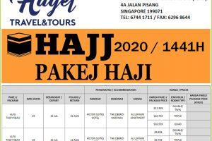 Hagel Travel Haji 2020