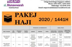 Haji Package Singapore Al Munawwarah Travel