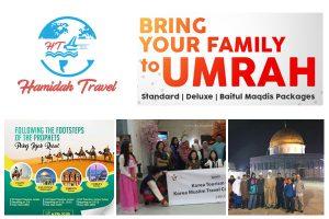 Hamidah Travel and Tours Pte Ltd
