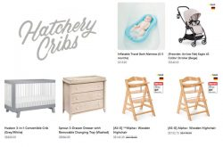 Hatchery Cribs Singapore