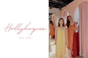 Hollyhoque Dress Orchard Gateway