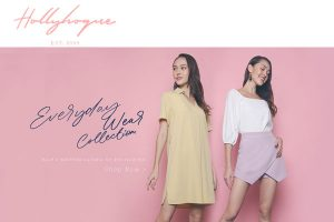 Hollyhoque Everyday wear collections